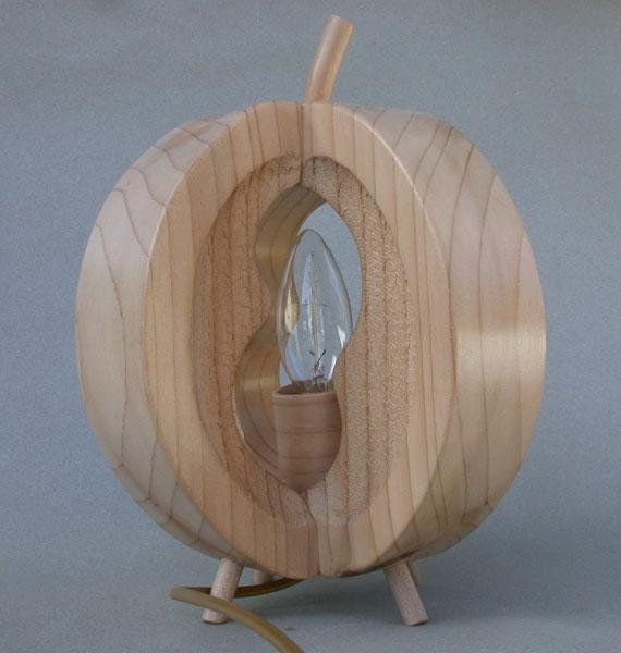 jean boullay lampe pomme. Black Bedroom Furniture Sets. Home Design Ideas